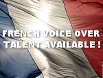 French Voice Over Talent by poursan.com